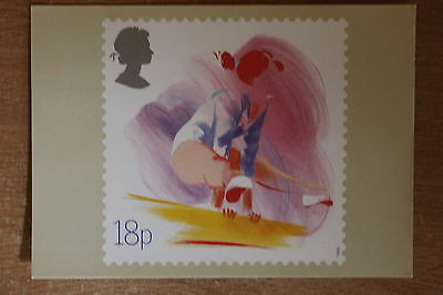 PHQ card of royal mail stamp SG1388