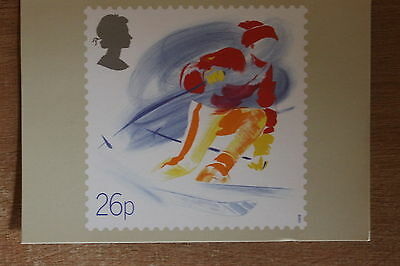 PHQ card of royal mail stamp SG1389