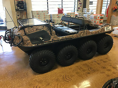 Argo Avenger-St Xtv 8X8 All Wheel Drive Atv Utv