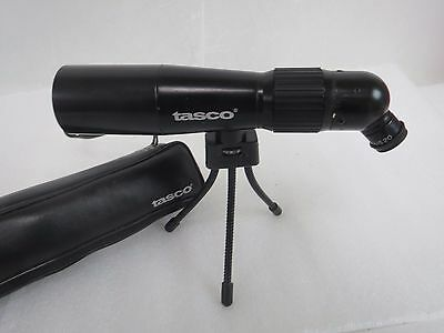 Tasco MS2040 Compact Spotting Scope with Tripod