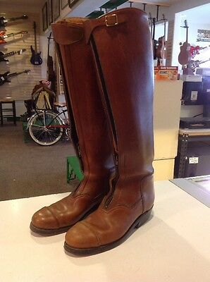 Dehner's Omaha Custom Vintage Womens English/polo Riding Boots