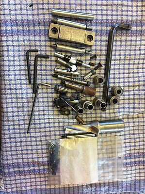 Up For Auction Is A Large Lot Of Assorted Metalworking Tools