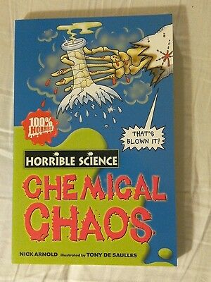 Horrible Science - Chemical Science
