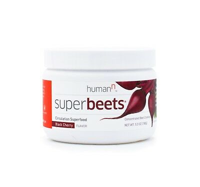 Humann SuperBeets Black Cherry Concentrate Circulation Super-Food (30 Servings)