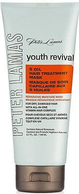 Peter Lamas Youth Revival 5 Oil Hair Treatment Mask 6.7 oz.