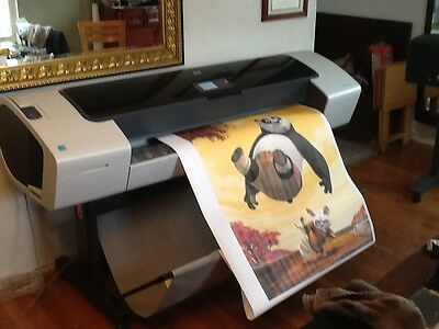 HP DesignJet T1120 Inkjet Printer 44in Plotter