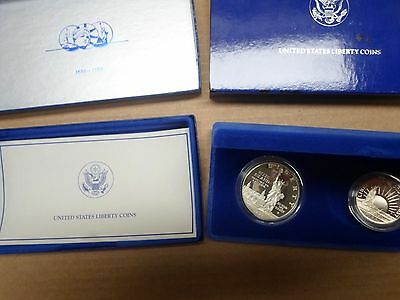 US Liberty Coins Proof Set