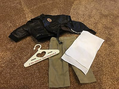 American Girl Doll Molly's Aviator Outfit by Pleasant Co. EUC