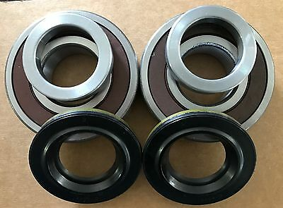 "Ford 9"" Conversion Axle Bearings Small Bearing 1.378 to Large Bearing End 3.150"