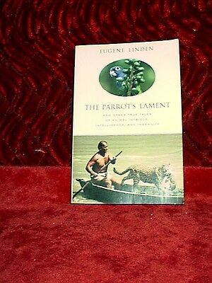 The Parrot's Lament-Linden-True Tales-Animal Intelligence-Emotion,Intrigue'99-BK