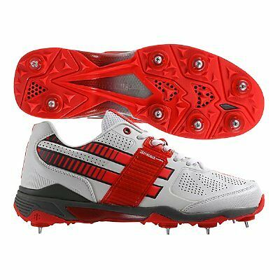 Gray Nicolls GN1000 Pro Flexi Spike Cricket Shoes Boots Spikes Size 12