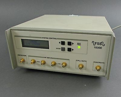 Femtosecond Systems 1000E Phase Noise Measurement System
