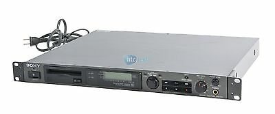 Sony MDS-E11 Professional MiniDisc Recorder/ Player