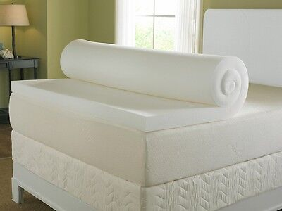 New 100 % Orthopedic Carousel Care Mattress Toppers Memory Foam Best Quality