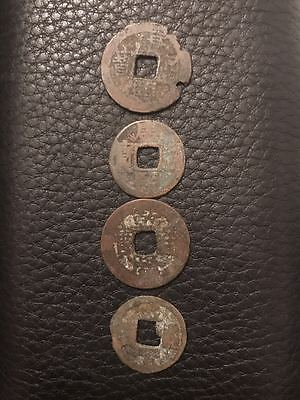 Antique Chinese Money Coins