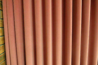 Backdrop curtain with pelmet and rail - great for theatre