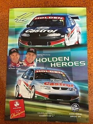Bathurst Holden Heroes 2000 Posters Cleanout