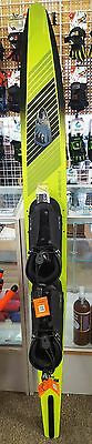 """2016 68"""" HO Syndicate Type R Waterski W Dbl XMax Boots  Fits 190 lbs & up"""