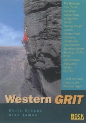 Western Grit (Rock Fax), James, Alan Paperback Book The Cheap Fast Free Post