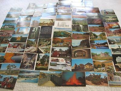 Vintage LOT of 77 Postcards-Most Unused-Most USA-Only Three Have Writing