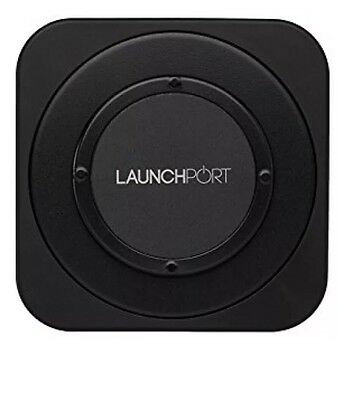 iPort Launchport WallStation for iPad 70170 in BLACK - New