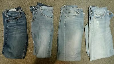 Pack 4 Jeans 30 US Size