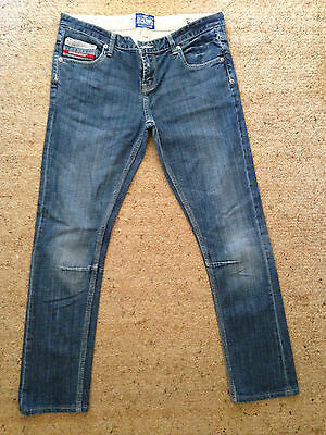 SUPERDRY JEANS Size W30 L32 *as new