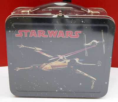 NEW~Hallmark School Days STAR WARS   MINI Lunch Box~ SEALED