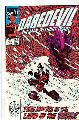 Daredevil    #280    NM    High Grade!!
