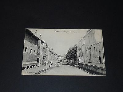 Cpa 1918-1925 Carte Postale France Commercy Hopital Et Rue Carnot
