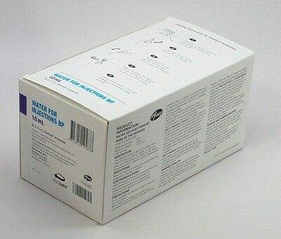 Water For Injection - 50 10ml
