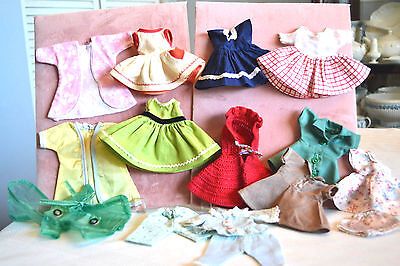 15 Vintage Ginny  Size  Clothing Items