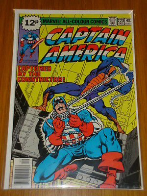 Captain America #228 Marvel Comic Near Mint Condition December 1978