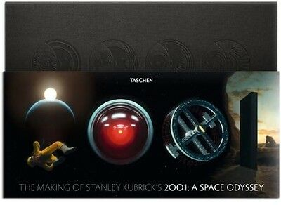 Making of Stanley Kubrick's '2001: a Space Odyssey' by Piers Bizony Hardcover Bo