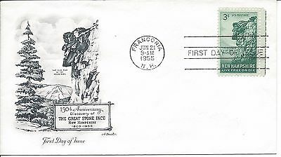 USA 1955 first day cover