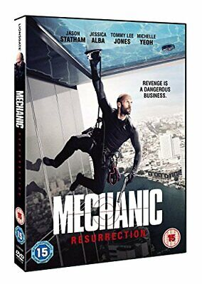 Mechanic: Resurrection [DVD] - DVD  WIVG The Cheap Fast Free Post