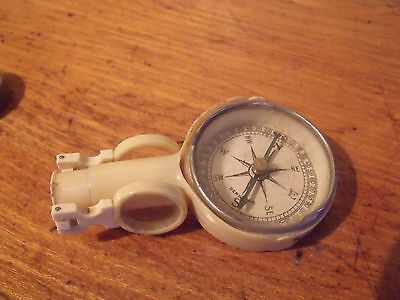 Vintage antique German compass and sights