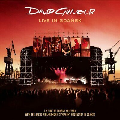 David Gilmour - Live In Gdansk (2CD) - David Gilmour CD SEVG The Cheap Fast Free
