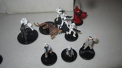 Star Wars mini   painted minis for assault on imperials, miniatures-D