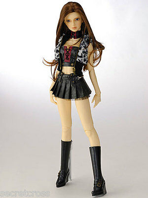 Volks Super Dollfie Sd16 Girl La Parsonal Collection Outfit + Boots Set