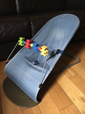Baby Bjorn bouncer chair BabyBjorn With Wooden Toy