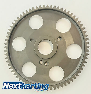 Iame X30 Patten Clutch FlyWheel Backing Plate 70T Nextkarting