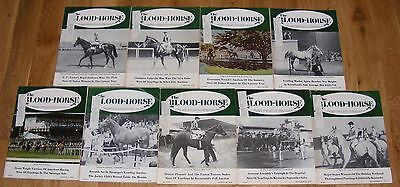 1978 Blood Horse Thoroughbred Racing Magazine Kentucky Derby Tom Fool Dead @ 27