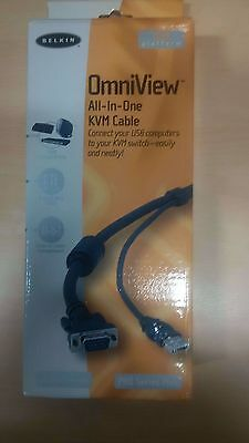Belkin OmniView All-in-one KVM cable