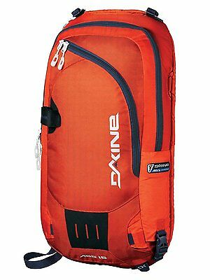 NEW Dakine ABS 15L Octane Red Vario Backpack Cover Backcountry Pack Bag Msrp$110