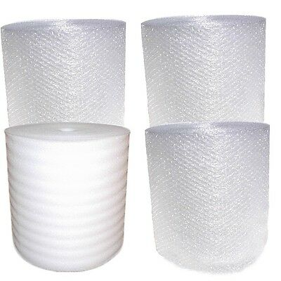 New 3/16 small bubbles Bubble+wrap Foam 400-500 ft FREE SHIPPING Moving Offer