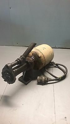 Gusher Coolant Pump_UL7120H_3/4 HP_220-440/3/60_3450 RPM