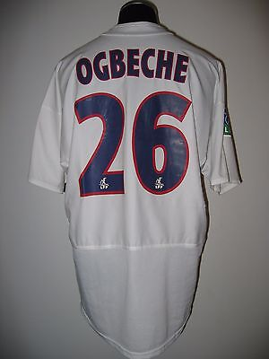 Maillot Psg Player 2003-04 Ogbeche