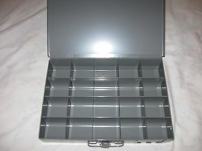 Hardware Parts Storage Carrying Container,Steel