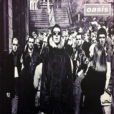 "Oasis D'You Know What I Mean 12"" Vinyl Single 1997 UK Creation - CRE 256T"